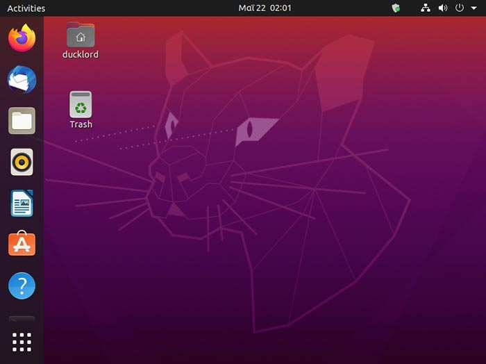 Ubuntu 2004 Review Updated Desktop