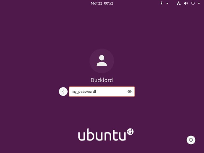 Ubuntu 2004 Review Visible Passwords