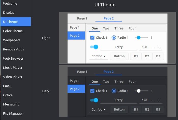 Umix Review Umix Set Dark Theme