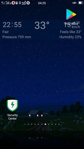 5 Android Apps That Change Your Wallpaper To Match The Weather