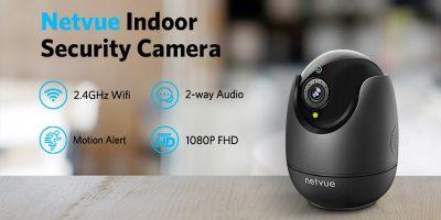 Deal Netvue Dog Camera Featured