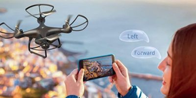 Deal Snaptain Drone Featured