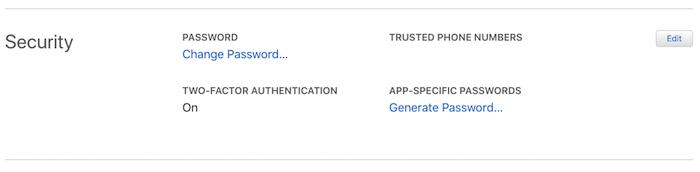 أمان Google Microsoft Apple Calendar إنشاء كلمة المرور