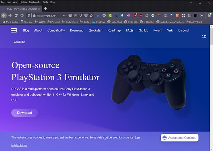 Ps3 On The Pc With Rpcs3 Rpcs3 Site