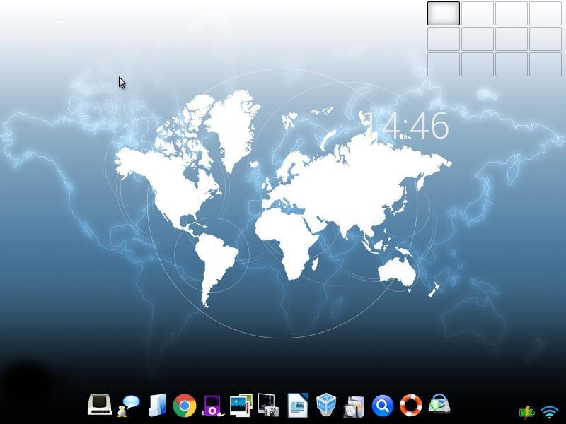 Elive Live Desktop