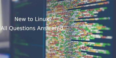 Linux Q&a Feature