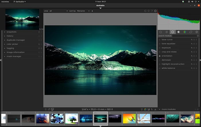 Move From Windows To Linux Darktable