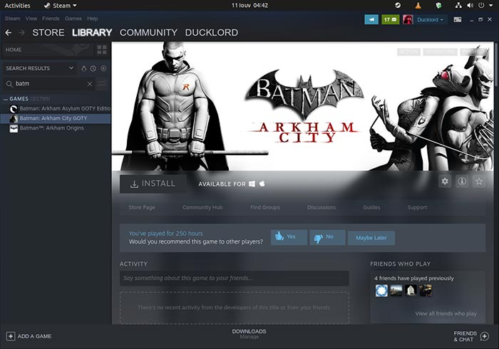Move From Windows To Linux Steam