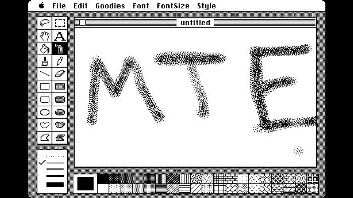 Simple Drawing Apps Mac Macpaint