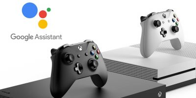 Xbox Google Assistant Feature