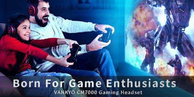 Deal Vankyo Gaming Headset Featured