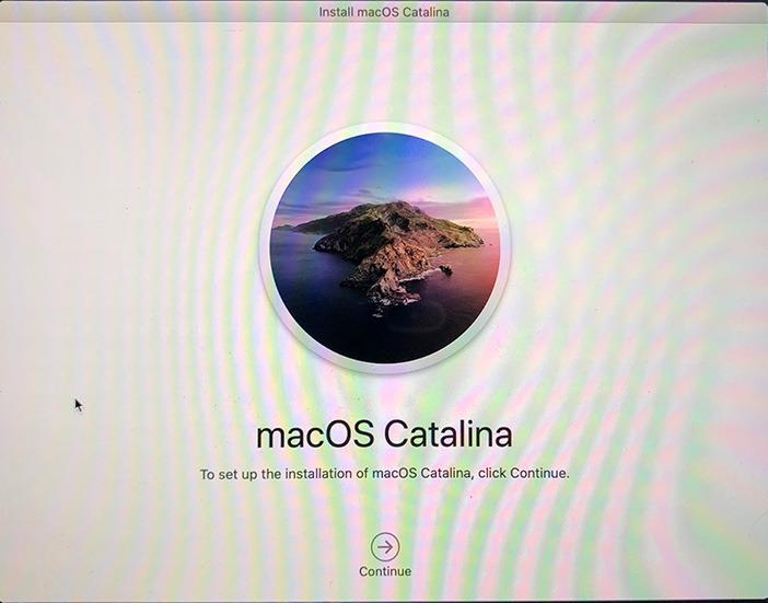 إصلاح Mac لا يبدأ إعادة تثبيت Macos