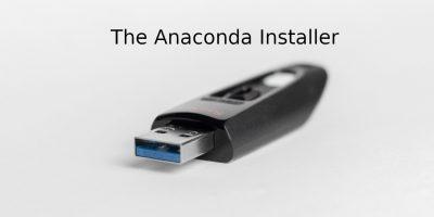 Anaconda Feature