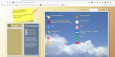 Chrome Extensions New Tab Page Featured
