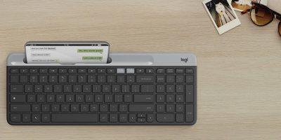 Deal Logitech Keyboard Chrome Featured