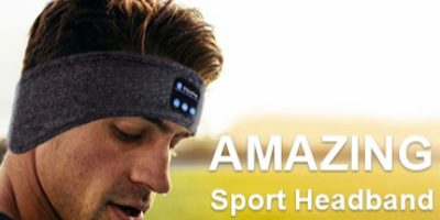 Deal Winonly Bluetooth Headband Featured