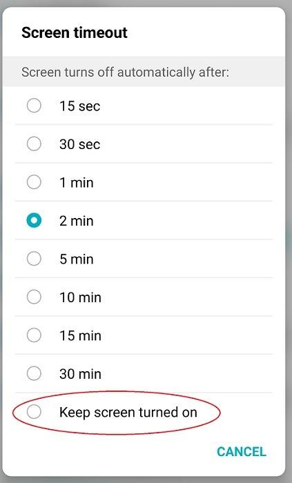كيفية استخدام اليكسا التطبيق حر اليدين مهلة الشاشة