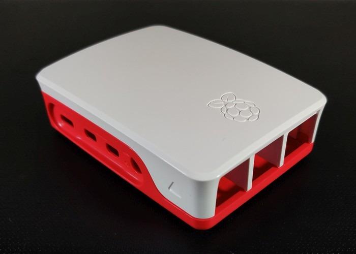 Raspberry Pi 4 Case Mod 01a
