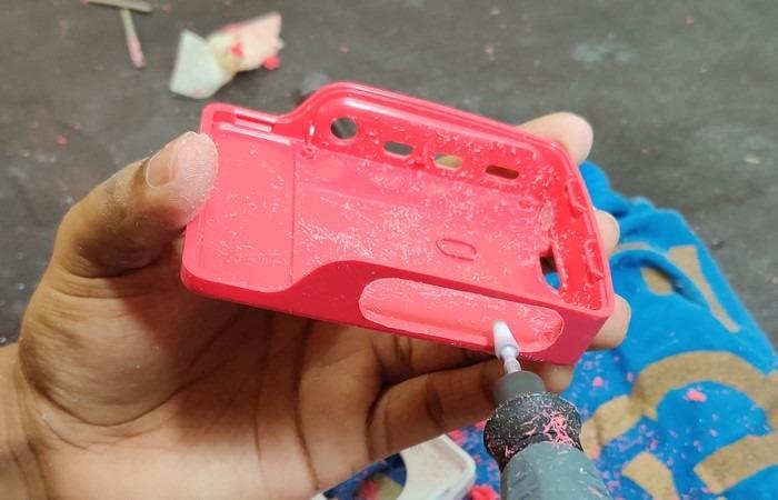 Raspberry Pi 4 Case Mod 07a