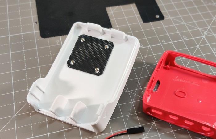 Raspberry Pi 4 Case Mod 08b