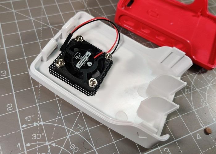 Raspberry Pi 4 Case Mod 08c