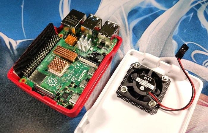 Raspberry Pi 4 Case Mod 11bc
