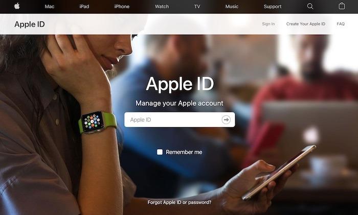 ستة طرق Macbook الرقم التسلسلي موقع معرف Apple