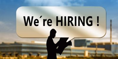 We Are Hiring Featured