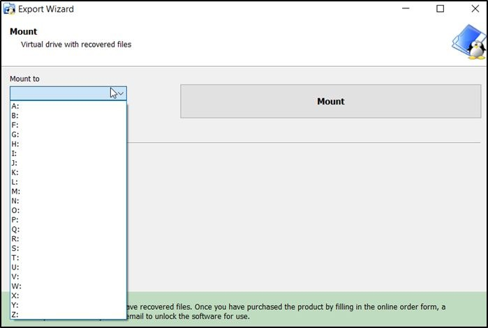 Access Ext4 Windows Linuxreader Mount Folder Drive Letter
