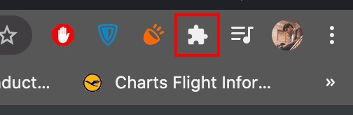 ملحقات شريط أدوات ملحقات Chrome