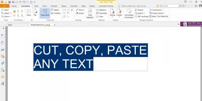 Featured Cut Copy Paste Text In Pdf