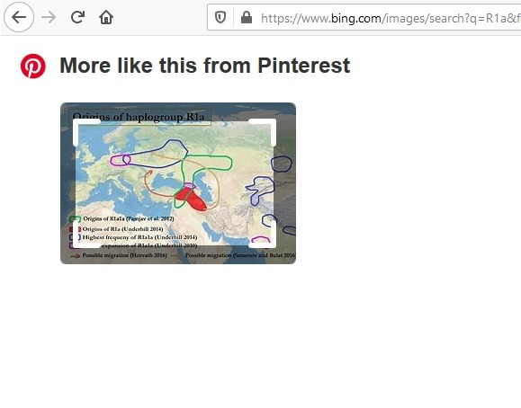 फ़ायरफ़ॉक्स सामाजिक एक्सटेंशन Pinterest अधिक