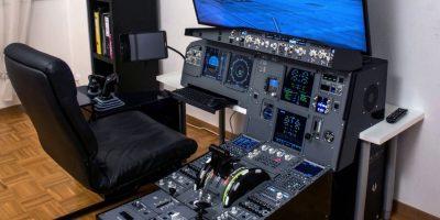 Set Up Flight Simulator Cover