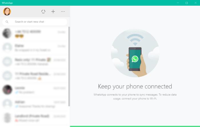 Whatsapp Web Desktop