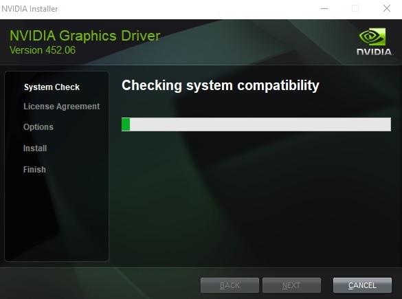Kompatibilitas Sistem Nvidia Perekam Layar Windows10
