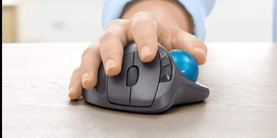 Deal Logitech Trackball Mouse Featured