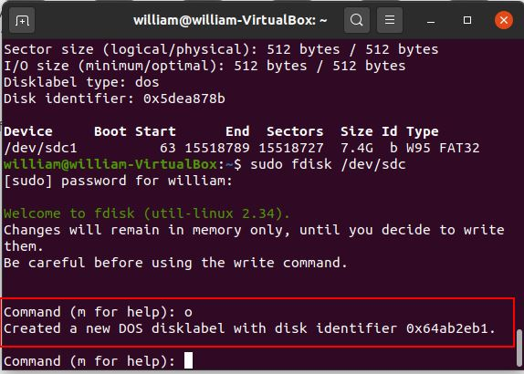 Install Arch Linux Rpi Clear Existing Partitions