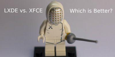 Lxde Vs Xfce Feature