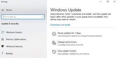 The Windows 10 Update Checklist