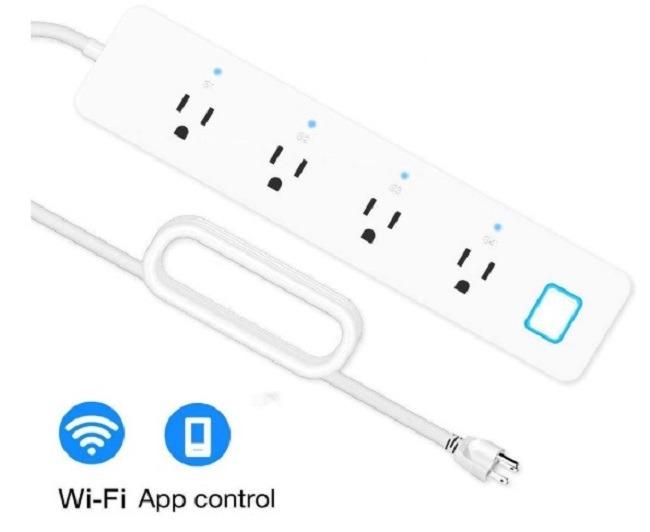 6 स्मार्ट पावर स्ट्रिप्स भी अधिक उपकरणों Linganzh को नियंत्रित करने के लिए