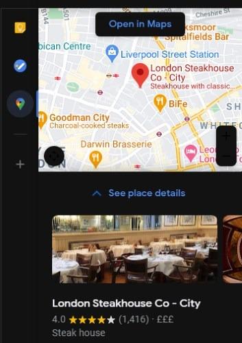 Google कैलेंडर अनुलग्नक पूर्वावलोकन