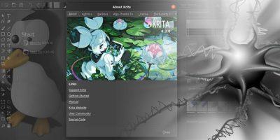 Install Latest Krita In Ubuntu Featured