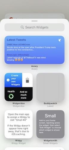 أدوات Apple Ios 14 تنشئ القطعة الثانية
