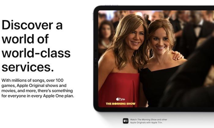 Apple वन गुड मॉर्निंग