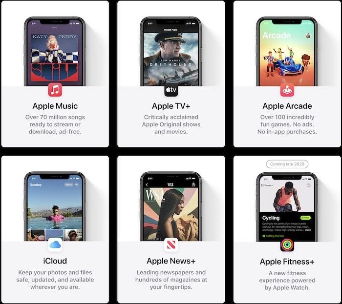 Apple वन गुड डील सर्विसेज