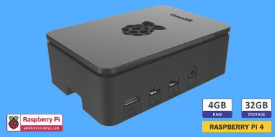 Deal Canakit Raspberry Pi 4 Featured