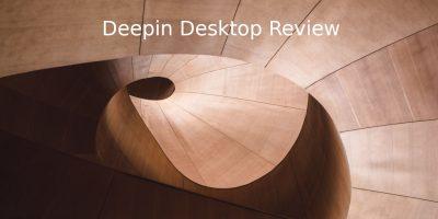 Deepin Feature