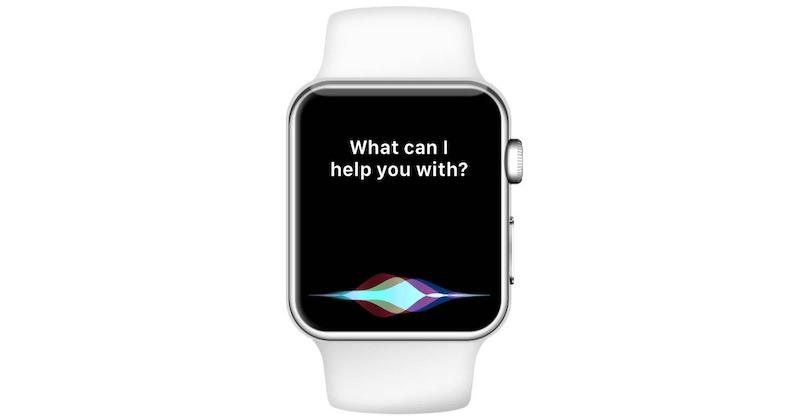 كيفية استخدام Siri Apple Watch Siri