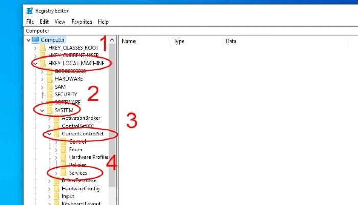 Windows Watermark Regedit