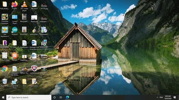 13 Cool 4k Desktop Backgrounds For Windows 10 Make Tech Easier